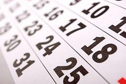 Kalendari i garave
